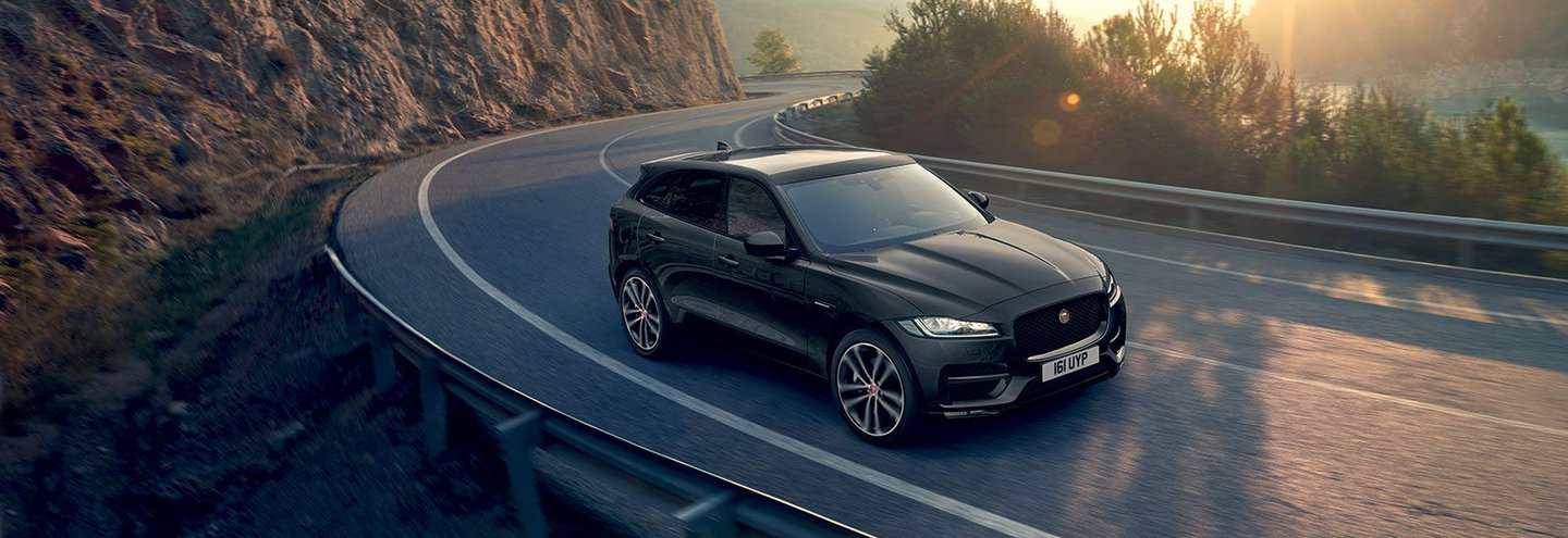 F-PACE Hundred edtion